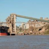 Capacidad de almacenaje en Puertos de Rosario
