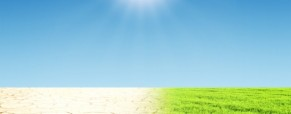 En EE.UU. se siente la cosecha, acá se siente el clima