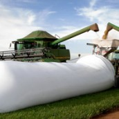 Silobolsas: la revolución del agro que obsesiona al Gobierno