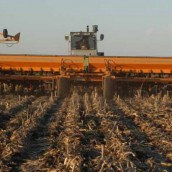 Nos aproximamos al empalme de cosechas